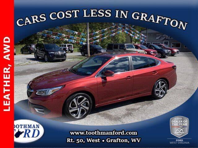 2020 Subaru Legacy for sale in Grafton, WV