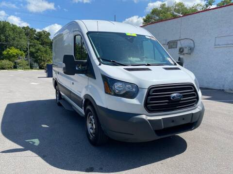 2018 Ford Transit Cargo for sale at LUXURY AUTO MALL in Tampa FL