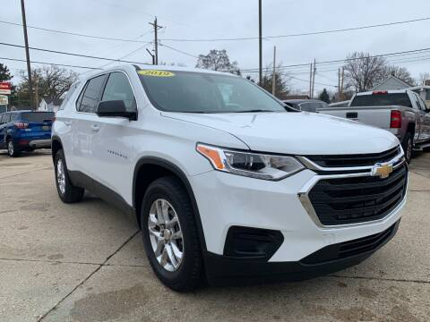 2019 Chevrolet Traverse for sale at Auto Gallery LLC in Burlington WI
