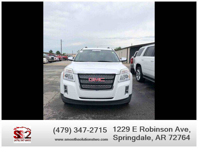 2013 GMC Terrain for sale at Smooth Solutions 2 LLC in Springdale AR