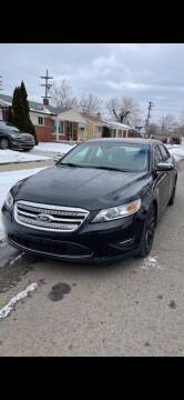 2011 Ford Taurus for sale at Pro Auto Sales in Lincoln Park MI