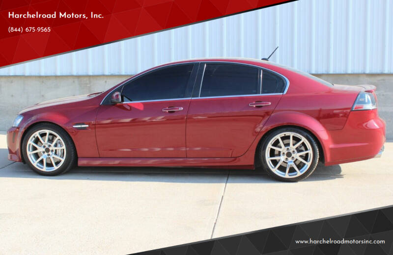 2009 Pontiac G8 for sale at Harchelroad Motors, Inc. in Imperial NE