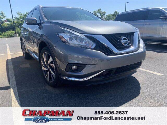 2018 Nissan Murano for sale in East Petersburg, PA