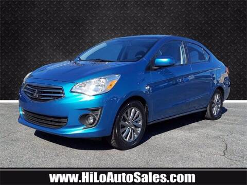 2019 Mitsubishi Mirage G4 for sale at Hi-Lo Auto Sales in Frederick MD