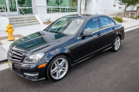 2014 Mercedes-Benz C-Class for sale at REVEURO in Las Vegas NV