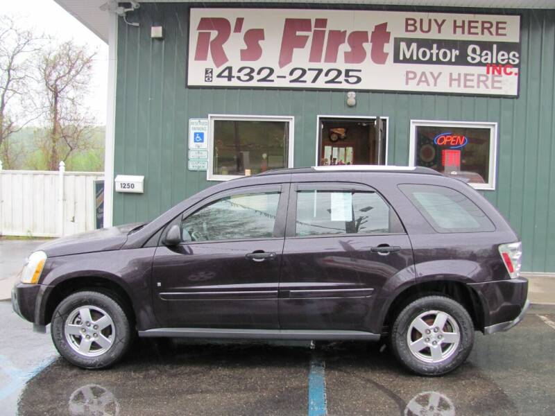 2006 Chevrolet Equinox for sale at R's First Motor Sales Inc in Cambridge OH