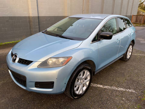 2007 Mazda CX-7 for sale at APX Auto Brokers in Lynnwood WA