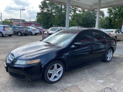 2006 Acura TL for sale at Baton Rouge Auto Sales in Baton Rouge LA