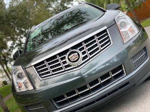 2014 Cadillac SRX for sale at HIGH PERFORMANCE MOTORS in Hollywood FL