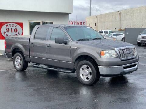 2007 Ford F-150 for sale at Brown & Brown Wholesale in Mesa AZ