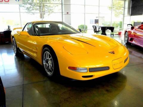 2002 Chevrolet Corvette for sale at Harrison Imports in Sandy UT