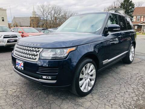 2015 Land Rover Range Rover for sale at 1NCE DRIVEN in Easton PA
