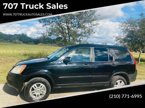 2004 Honda CR-V for sale at 707 Truck Sales in San Antonio TX