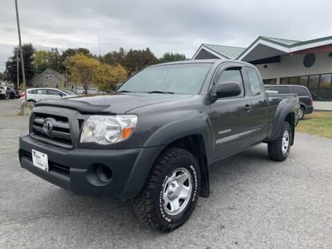 2010 Toyota Tacoma for sale at Williston Economy Motors in South Burlington VT