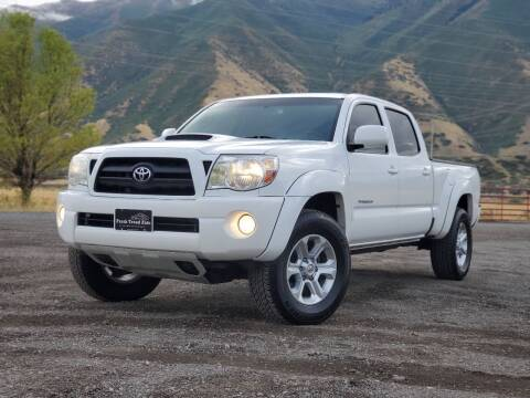 2008 Toyota Tacoma for sale at FRESH TREAD AUTO LLC in Springville UT