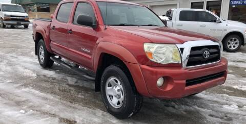 2006 Toyota Tacoma for sale at Perrys Certified Auto Exchange in Washington IN