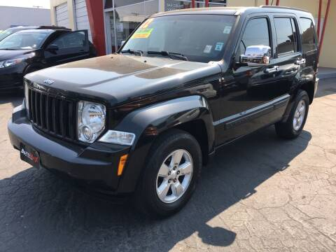 2012 Jeep Liberty for sale at Auto Max of Ventura in Ventura CA