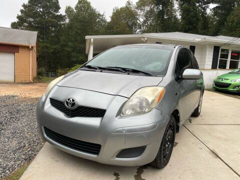 2010 Toyota Yaris for sale at Efficiency Auto Buyers in Milton GA