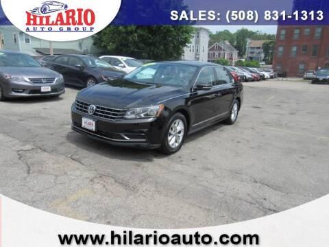 2016 Volkswagen Passat for sale at Hilario's Auto Sales in Worcester MA