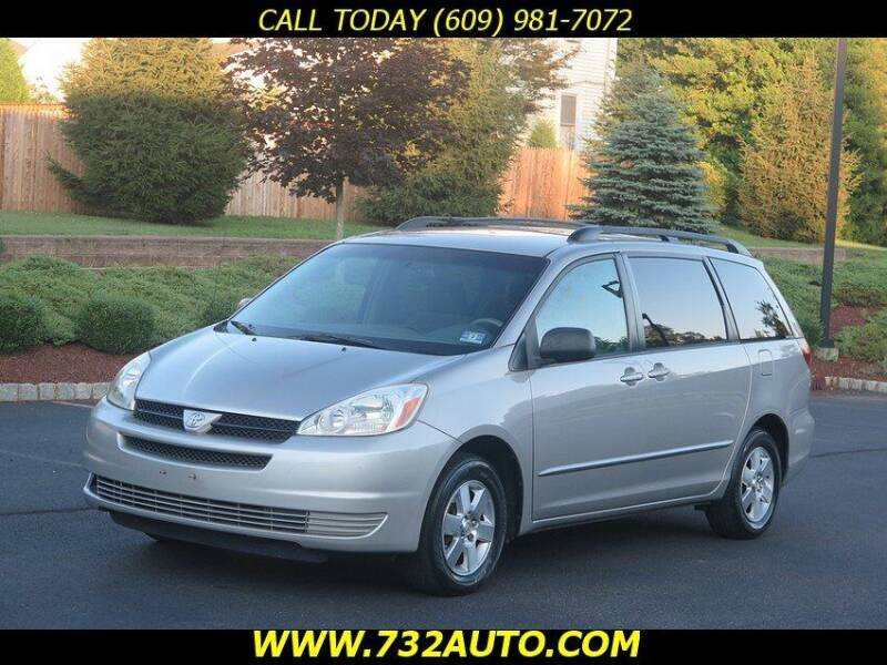 2005 Toyota Sienna for sale at Absolute Auto Solutions in Hamilton NJ
