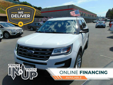2016 Ford Explorer for sale at So Cal Performance in San Diego CA