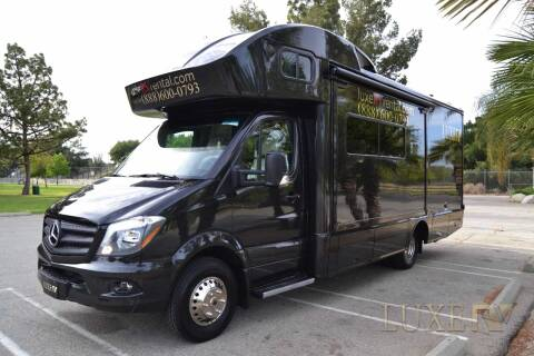 2017 Mercedez-Benz Winnebago View 24J for sale at Luxe RV Center in Los Angeles CA