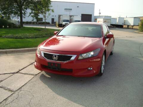 2010 Honda Accord for sale at ARIANA MOTORS INC in Addison IL