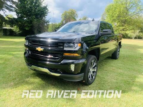 2016 Chevrolet Silverado 1500 for sale at RED RIVER DODGE in Heber Springs AR