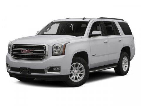 2015 GMC Yukon for sale at Suburban Chevrolet in Claremore OK