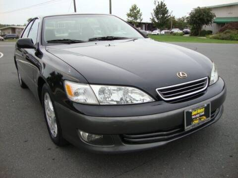 2000 Lexus ES 300 for sale at Shell Motors in Chantilly VA