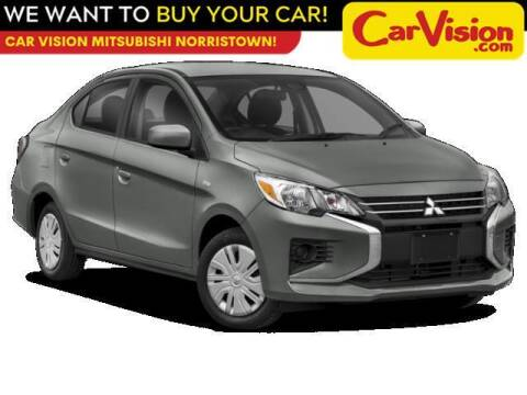 2021 Mitsubishi Mirage G4 for sale at Car Vision Mitsubishi Norristown in Trooper PA