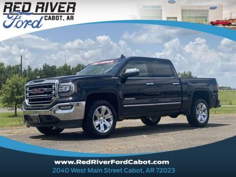 2018 GMC Sierra 1500 for sale at RED RIVER DODGE - Red River of Cabot in Cabot, AR