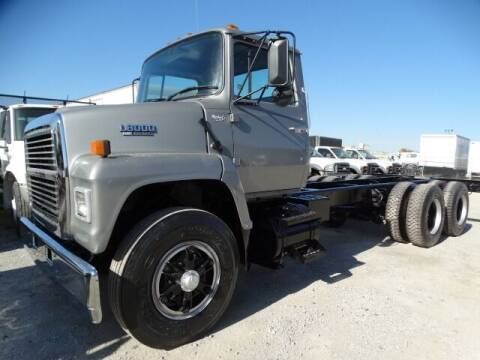 1989 Ford LN-8000 for sale at Michael's Truck Sales Inc. in Lincoln NE