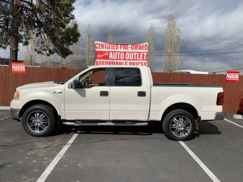 2007 Ford F-150 for sale at Flagstaff Auto Outlet in Flagstaff AZ