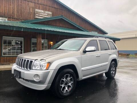 2006 Jeep Grand Cherokee for sale at Coeur Auto Sales in Hayden ID
