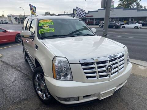 2007 Cadillac Escalade for sale at JBA Auto Sales Inc in Stone Park IL