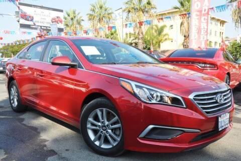 2017 Hyundai Sonata for sale at AMC Auto Sales, Inc in San Jose CA