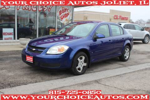 2007 Chevrolet Cobalt for sale at Your Choice Autos - Joliet in Joliet IL