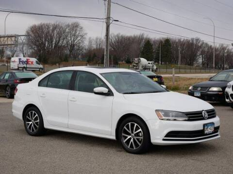2017 Volkswagen Jetta for sale at Park Place Motor Cars in Rochester MN