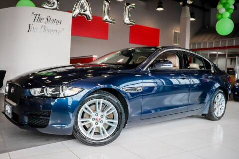 2018 Jaguar XE for sale at Quality Auto Center of Springfield in Springfield NJ