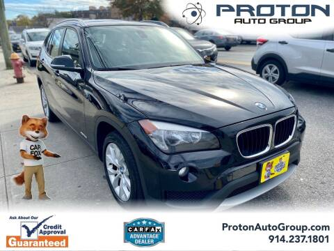 2014 BMW X1 for sale at Proton Auto Group in Yonkers NY