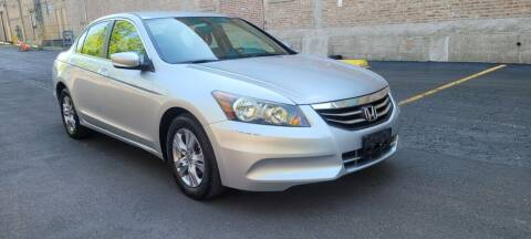 2012 Honda Accord for sale at U.S. Auto Group in Chicago IL