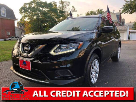 2016 Nissan Rogue for sale at World Class Auto Exchange in Lansdowne PA