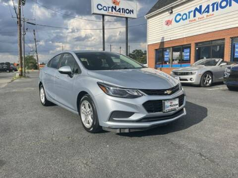 2017 Chevrolet Cruze for sale at Car Nation in Aberdeen MD