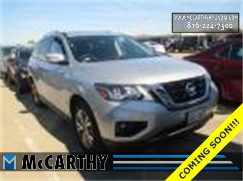 2019 Nissan Pathfinder for sale at Mr. KC Cars - McCarthy Hyundai in Blue Springs MO