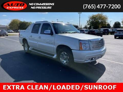 2002 Cadillac Escalade EXT for sale at Auto Express in Lafayette IN