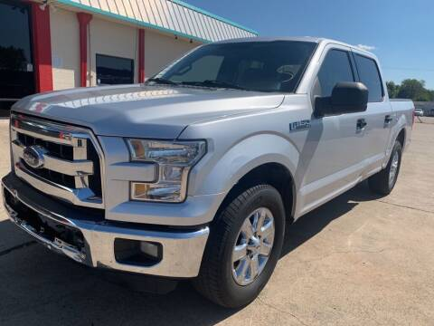 2015 Ford F-150 for sale at Car Now Dallas in Dallas TX