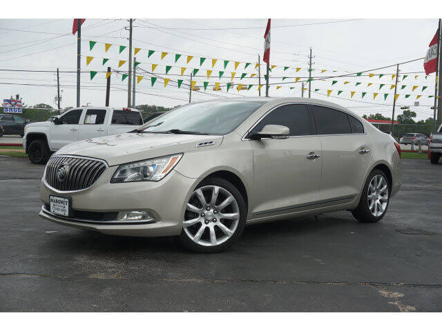 2014 Buick LaCrosse for sale at Maroney Auto Sales in Humble TX