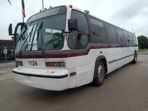 2001 Nova Bus BUS