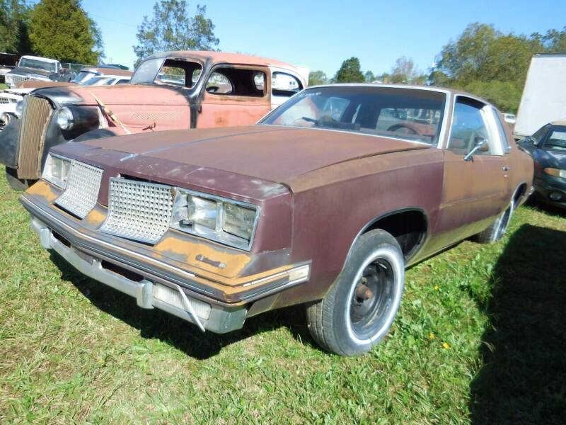 1984 Oldsmobile Cutlass for sale at Classic Cars of South Carolina in Gray Court SC